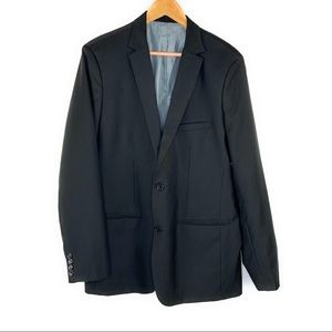 Men's Canali Blazer in Black